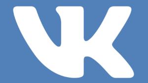 Логотип соцсети ВК